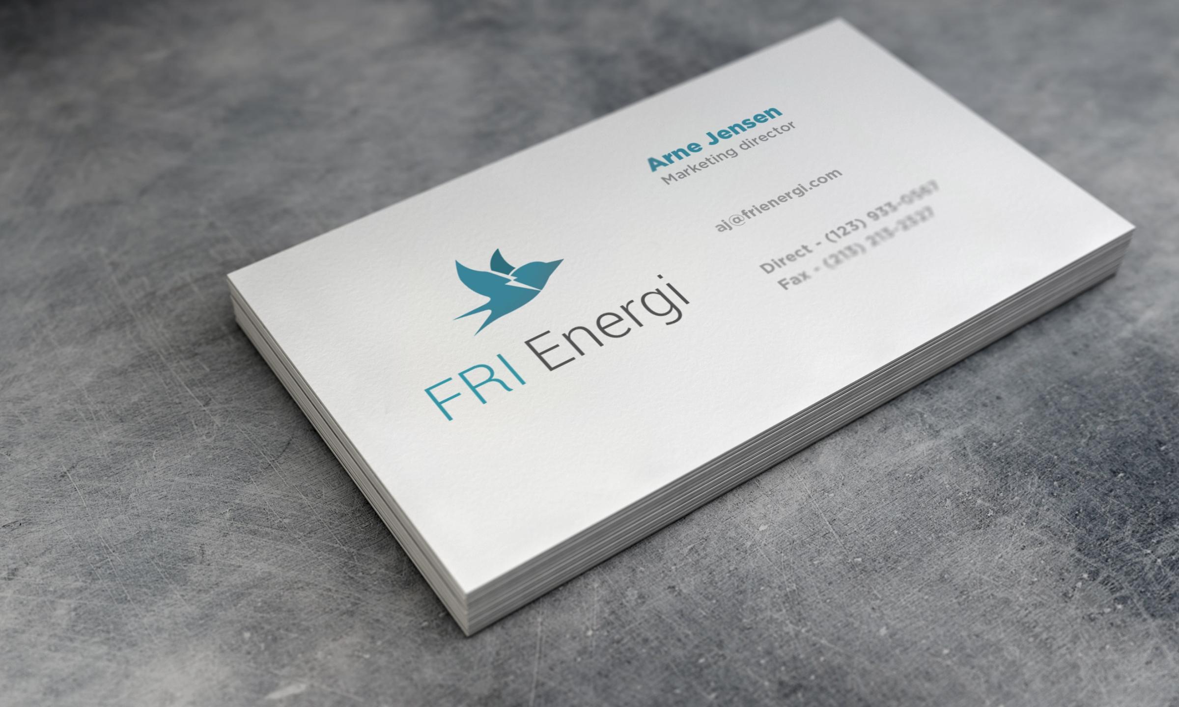 FRI energi